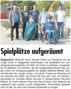 Deggendorfer Wochenblatt 01.07.2015