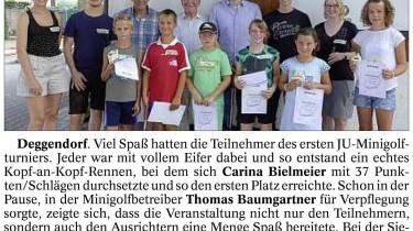 Deggendorfer Zeitung 24.08.2015