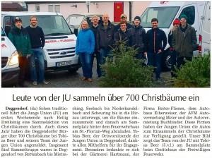 Donau Anzeiger 12.01.2015