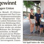 Donau Anzeiger 31.08.2015